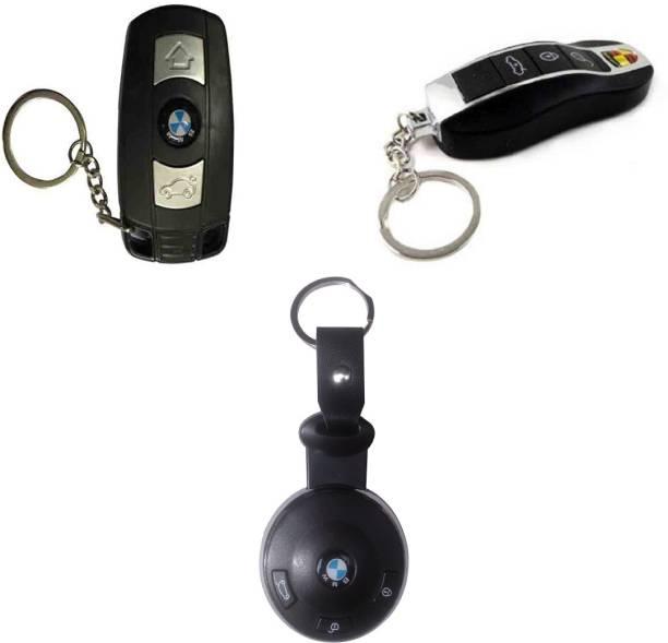 VK MART Electric Key With lazer lightPrank Gags Toy Prank Toy Gag Toy