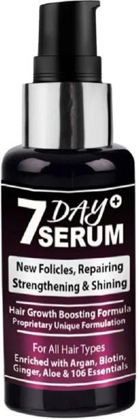7 Day Serum - Hair Growth Boosting Formula
