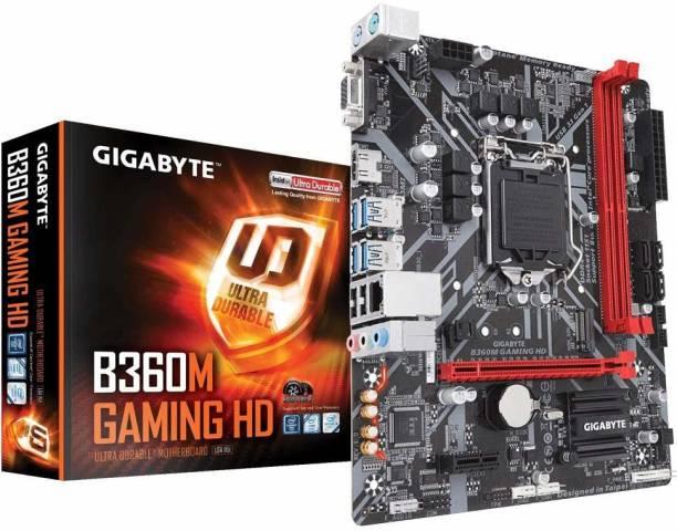 GIGABYTE B360M_Gaming_HD_Intel_LGA Motherboard