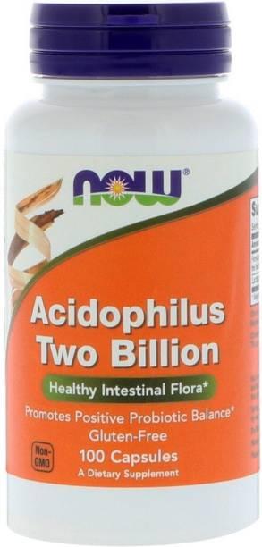 Now Foods Acidophilus Two Billion, 100 Capsules