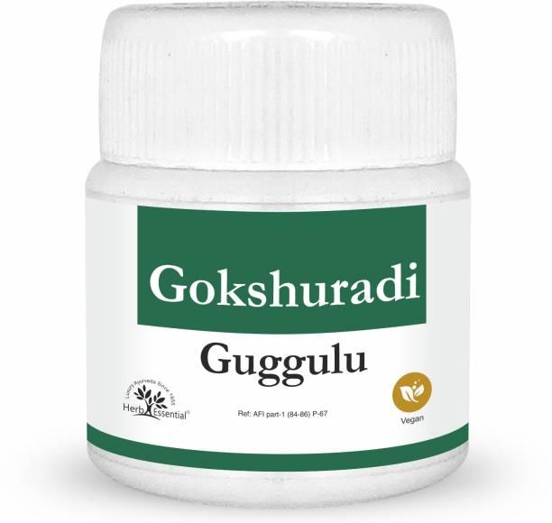 Herb Essential Gokshuradi Guggulu 60's