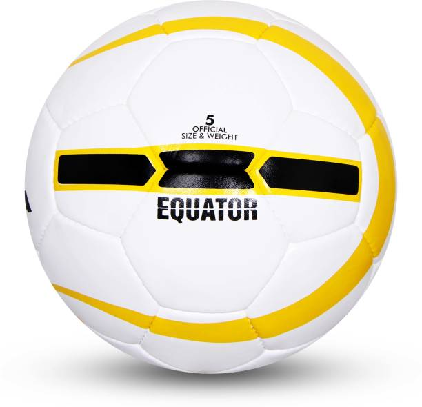 NIVIA Equator Football - Size: 5