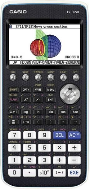 CASIO FX-CG50 Graphical  Calculator