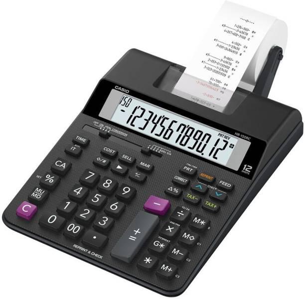 CASIO HR-150RC Printing  Calculator