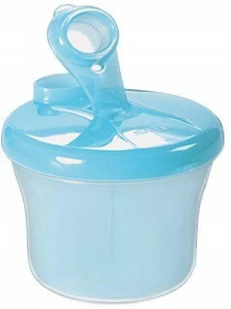 Safe-O-Kid BPA Free, Portable Milk Powder/Food Storage Box  - Plastic