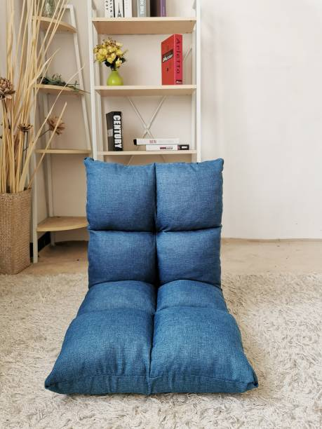Furn Central Easy-0193M-8 Blue Floor Chair