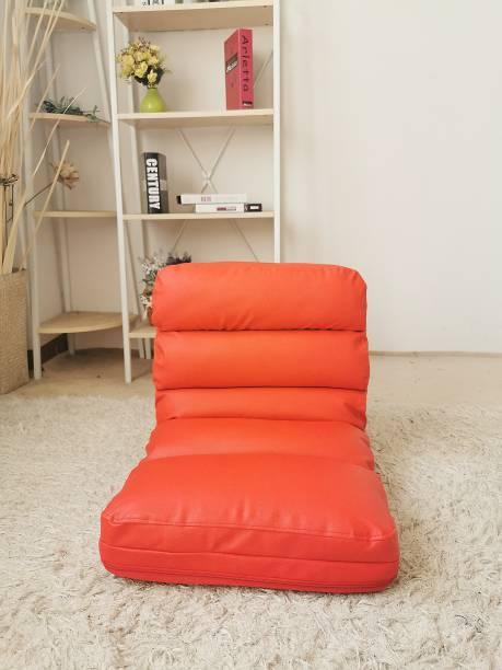 Furn Central Easy-0195S-4 Orange Floor Chair
