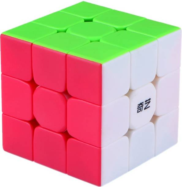 Cubelelo QiYi Warrior S 3x3 Stickerless Cube puzzle