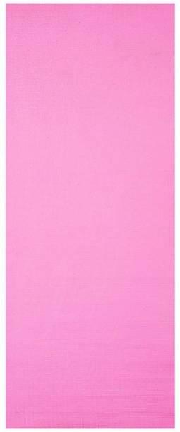 YUV'S Generic Rubber Superfit Yoga mat (Large_1_Pink) Pink 6 mm Yoga Mat