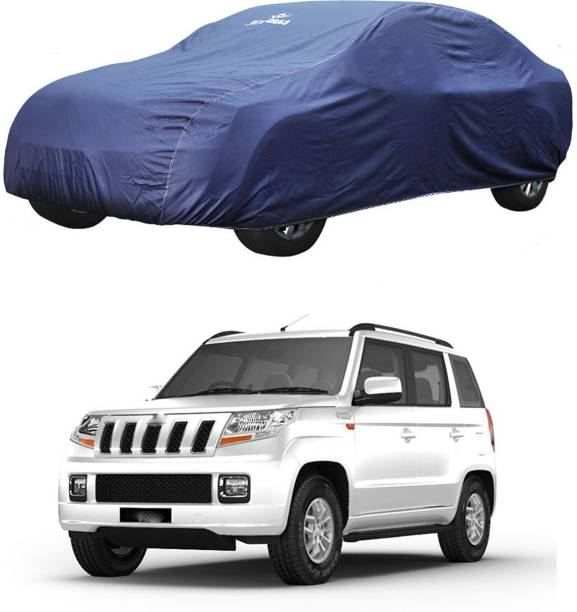 CARMATE Car Cover For Mahindra TUV300 (Without Mirror Pockets)