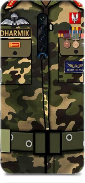 Mast Kalandar Back Cover for Oppo Reno2 F, OPPO Reno 2z
