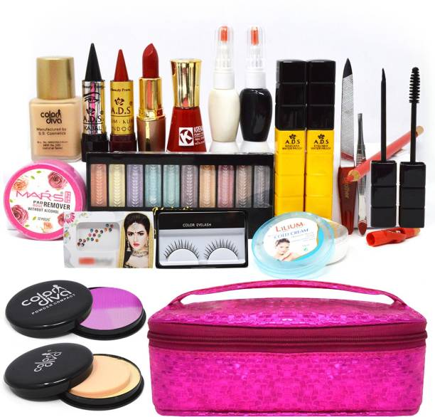 Color Diva All In One Daily Uses Beauty Pack Home Salon
