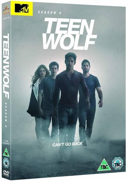 Teen Wolf: The Complete Season 4