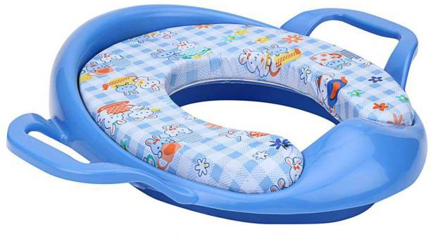Fossilbeater Soft Portable Children Boys Girls Baby Potty Toilet Seat Cover Urinal Potty Seat