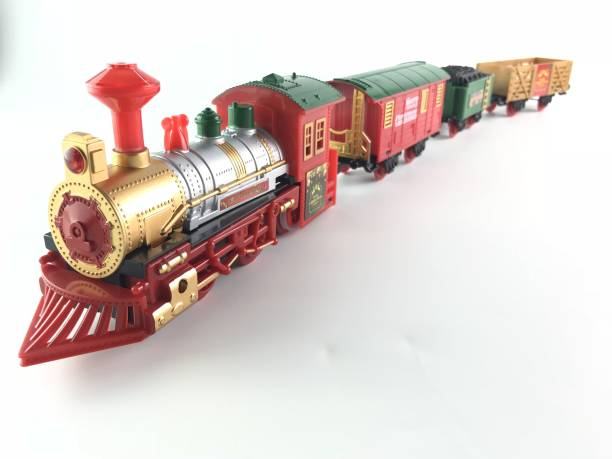 Miss & Chief Deluxe Train Set
