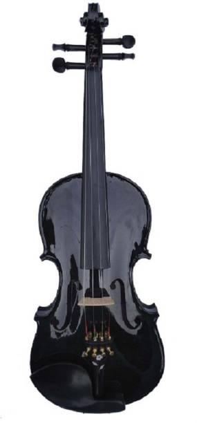 musical works 122 4/4 Semi- Acoustic Violin