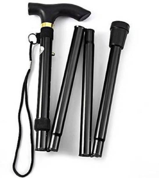 NEOSAFE Automatic Folding walking stick cane stick Walking Stick
