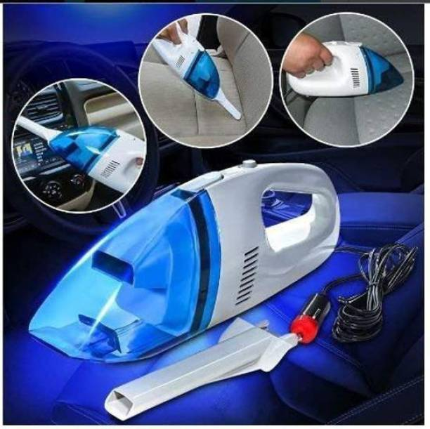 DIVINES MART High-power vacuum cleaner portable machine Handheld 12v_car_vaccum Vehicle Interior Cleaner