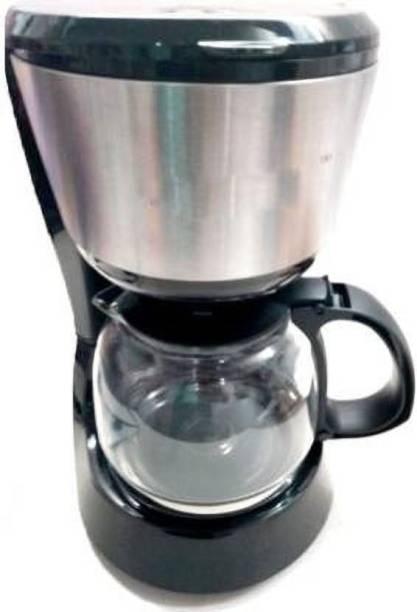 AutoVHPR Eurline Coffee Maker 5 Cups Coffee Maker
