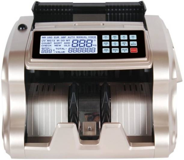 SWAGGERS Mix Note/Value Counting/Cash/Currency Counting Machine Note Counting Machine