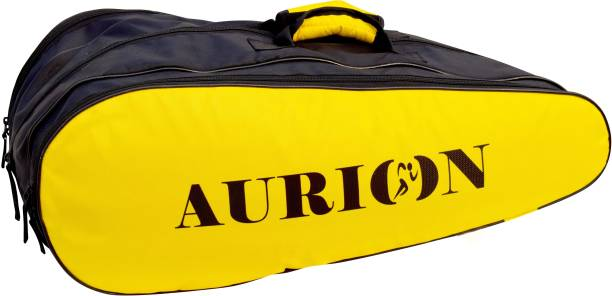 Aurion Badminton Racket Bag 6 Racquet Bag Comfortable
