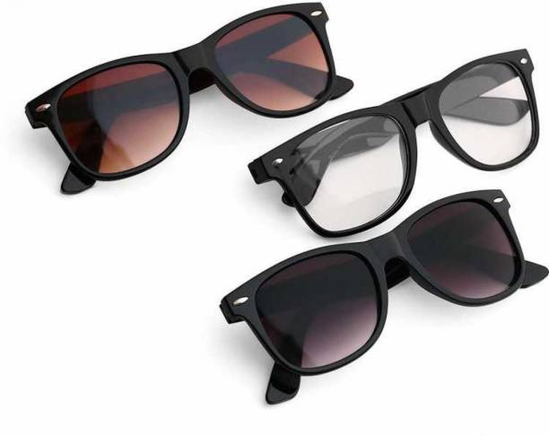 HIPPON Wayfarer Sunglasses