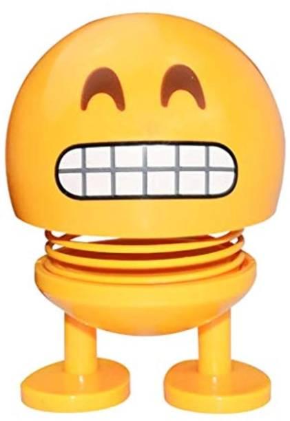 Chalah Enterprise Bouncing Smiley Emoji Doll