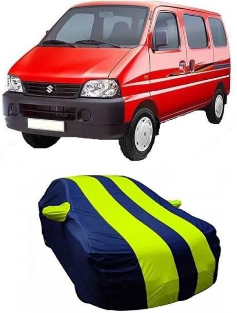 SA GROUP Car Cover For Maruti Suzuki Eeco, Eeco (With Mirror Pockets)