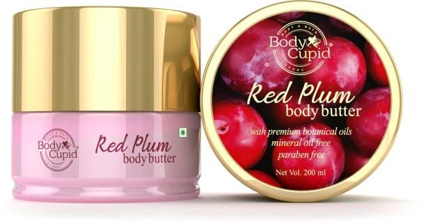Body Cupid Red Plum Body Butter 200ML
