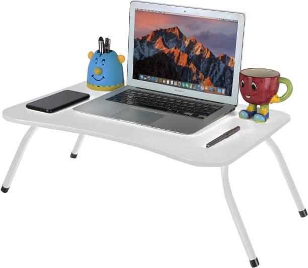 Homeeva Smart Portable Laptop Table Metal Portable Laptop Table