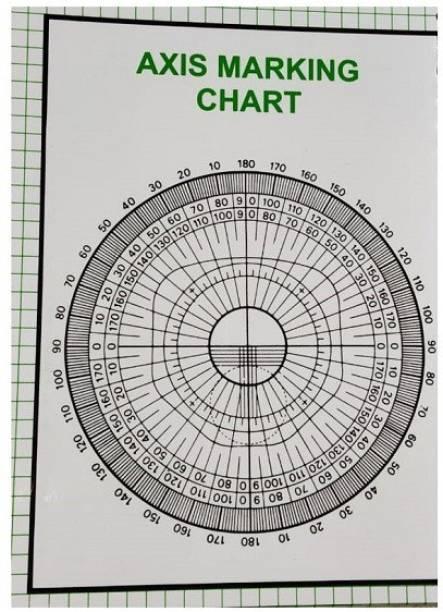 Shakuntla Near Vision Chart Book Vision Test Chart