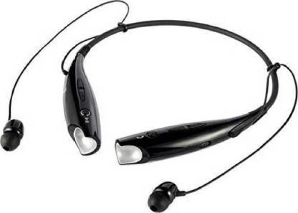 Qexle HBS 730 Wireless Bluetooth Mobile Phone Headphone Bluetooth Headset