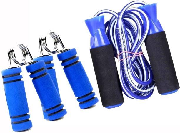 L'AVENIR Sports Foam Rope & Foam Grip Kit Gym & Fitness Kit