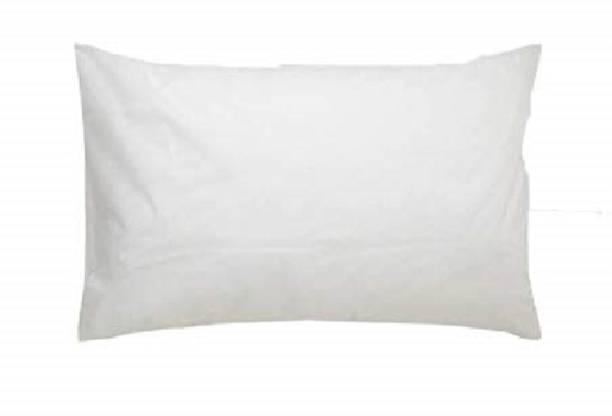 PUMPUM HardPillow Polyester Fibre Solid Sleeping Pillow Pack of 1