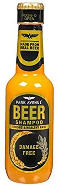 PARK AVENUE Damage Free Beer Shampoo ( 1 Pc x 350 ml )