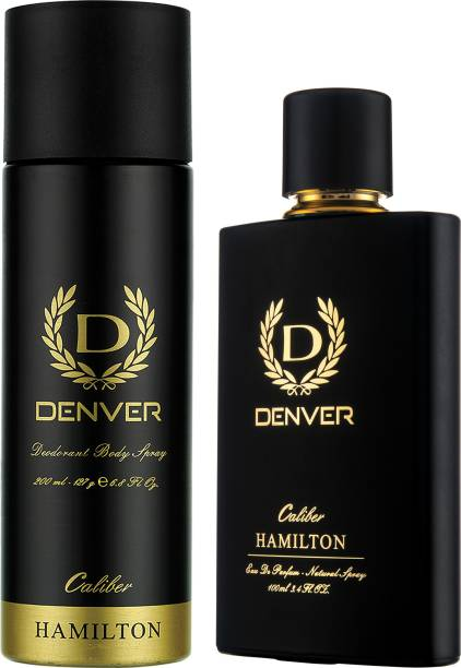 DENVER Caliber Perfume and Caliber Deo Combo