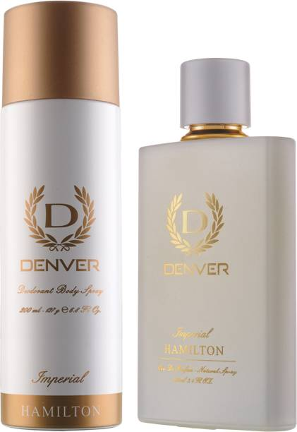 DENVER Imperial Perfume and Imperial Deo Combo