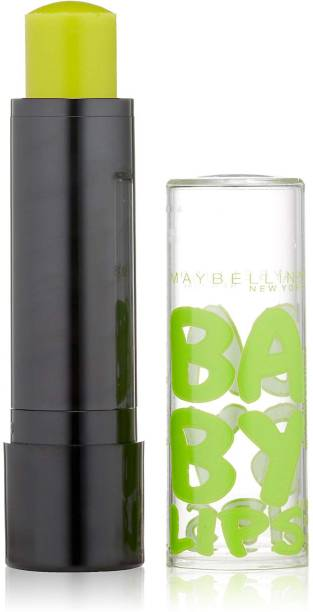 MAYBELLINE NEW YORK New York Baby Lips Balm Electro, Minty Sheer [CAT_228] Natural