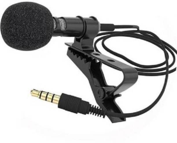 Peezer Collar Mike for Voice Recording | Lapel Mic Mobile Microphone