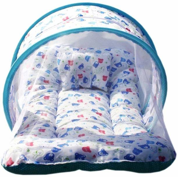 NAGAR INTERNATIONAL Polyester Infants Baby insect protection net Mosquito Net