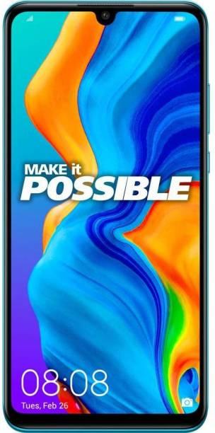 Huawei P30 Lite (Peacock Blue, 128 GB)