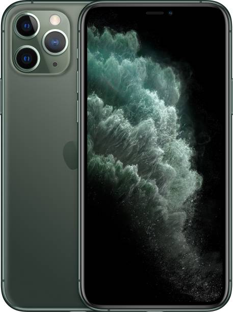 APPLE iPhone 11 Pro (Midnight Green, 64 GB)