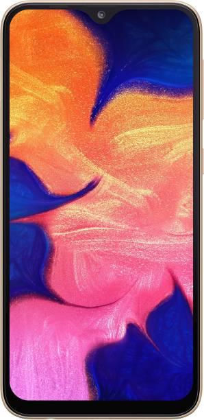 SAMSUNG Galaxy A10 (Gold, 32 GB)