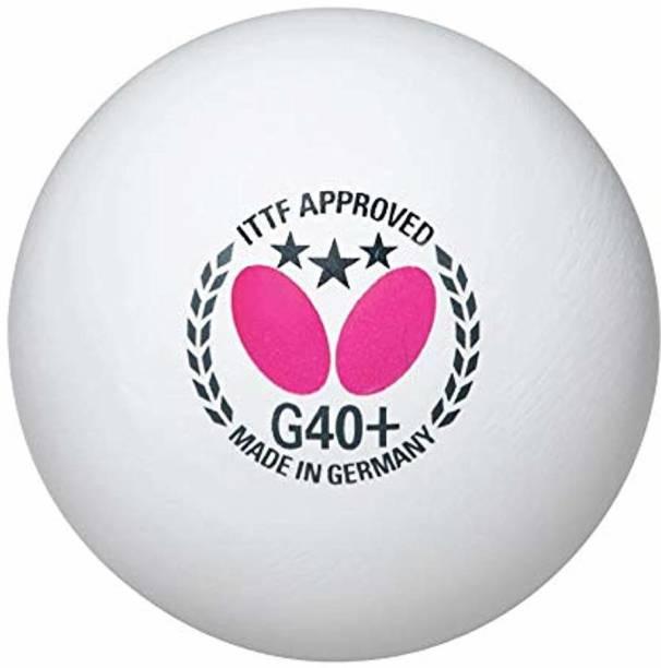 Butterfly G40+ 3 Star Table Tennis Ball