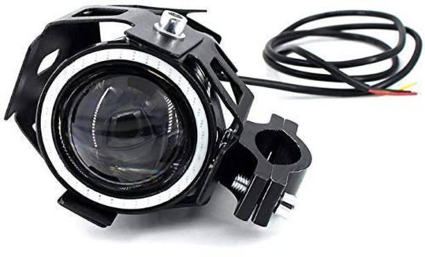 Yashinika Pack of 1 U7 Led Fog Light Bike Projector Lens