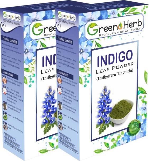 greenoherb 100% Organic Powder Pack Of 2