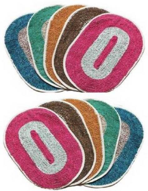 Qplus Cotton Door Mat