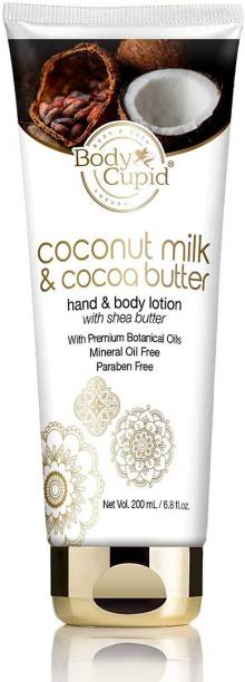 Body Cupid Coconut Milk and Cocoa Butter Hand & Body Lotion