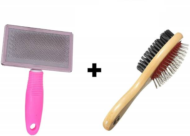 PETS EMPIRE Plain/ Bristle Brushes for  Dog