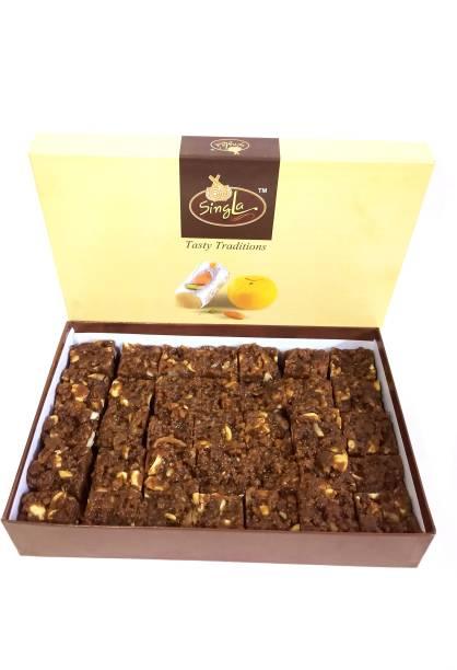 Singla Dodha Burfi Festive Gift Box (400 g) Box